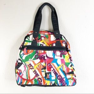 🌿 It's The Girl by Junior Drake Colorful Bag